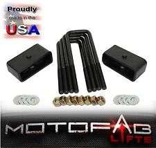 "1"" Rear Leveling lift kit for 2007-2017 Chevy Silverado Sierra GMC MADE IN USA"