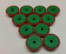 SUBBUTEO Basi leggero e dischi x 11 Red basi e dischi Verde