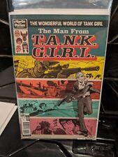 The Wonderful World of Tank Girl #3 Titan Comics VF/NM