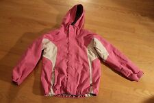 Burton Youth Girls Boarding/Skiing jacket Sz.L Pink White Awesome condition