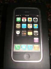 Apple iPhone 1st Generation - 8 GB - Black (Unlocked) A1203 (GSM)