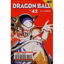Dragon Ball 42 Réédition - La horde