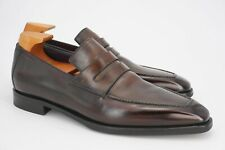 RARE | BERLUTI ANDY LOAFER 8.5 US 9 BURNISHED DEMESURE VENEZIA SHOE TREE BROWN