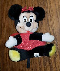 Vintage Disneyland Minnie Mouse Stuffed Animal Plush Toy