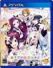 Used PS Vita Hanayamata:Yosakoi Live!  Japan Import