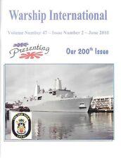 Warship International V47 N2 2010 Cruiser Soviet Navy Kirov Class US Navy Gun
