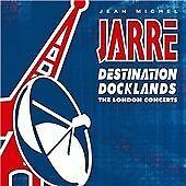 Jean Michel Jarre - Destination Docklands 1988 Remastered/Live Recording CD