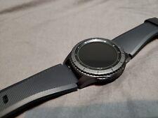 Samsung Gear S3 Frontier Bluetooth Smart Watch Dark Gray w/ GPS