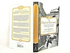 The Great Escape:Nine Jews Who Fled Hitler &Changed the World VG 1ST'FLAT SIGNED