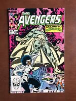 The Avengers #238 (1983) 7.5 VF Marvel Key Issue Copper Age Ultimate Vision