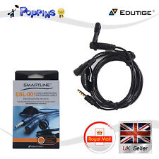 Edutige 4-Pole Microphone Extension Cable ESL-001 1.3m