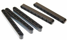 5x LEGO ® Technic 40490 liftarm/travi Liscia Spessa 1x9 NUOVO NERO