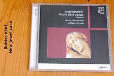 Monteverdi - Il Ballo Delle Ingrate  Sestina - Christie - CD Harmonia Mundi