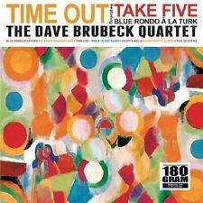 "Dave Brubeck Quartet-Time Out (UK IMPORT) Vinyl / 12"" Album NEW"