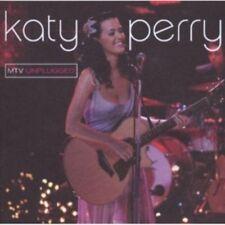 KATY PERRY - MTV UNPLUGGED  CD + DVD 22 TRACKS CLASSIC SOFT ROCK / POP ROCK NEW+