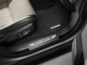 Range Rover Velar - Front Pair -Sill Treadplates illuminated VPLYS0457PV