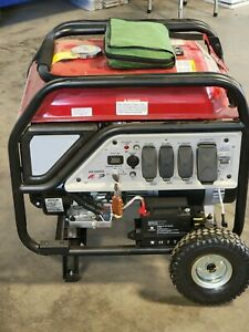 Amp AK10RS generator With Remote Start