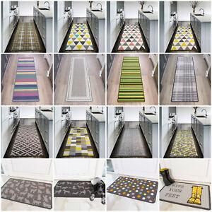 Machine Washable Kitchen & Hall Mats | Non Slip Doormats