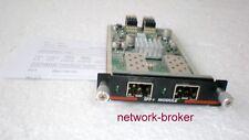 Dell PowerConnect 2-Port 10GE SFP+ Module für 7000 70xx Switch  0J3PC9 J3PC9