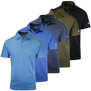 Kuhl Men's Wayfayer Three Button S/S Polo Shirt (Retail $35)