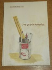 ONE YEAR IN AMERICA CONUNDRUM ELISABETH BELLIVEAU GRAPHIC NOVEL 9781894994873
