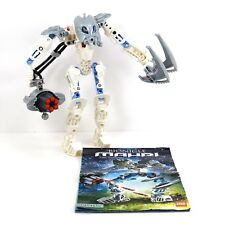 LEGO Bionicle Mahri Toa Matoro Set 8915 Complete with Instructions No Canister