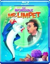 Incredible Mr Limpet With Don Knotts Blu-ray Region 1 883929244263
