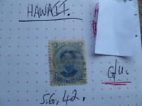 HAWAII 5C  STAMP  SG.42  G/U.