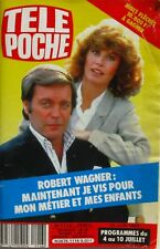 Télé Poche n°1116 - 1987 - Robert Wagner - Fred Beauchene - Fred Astaire