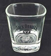 2 Jack Daniels Old No 7 Tennessee Whiskey Glasses 2019 Holiday Ed w// Snowflakes