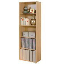 Links - Simply 8 Libreria Dim. 60x30x180h cm nobilitato rovere