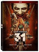 New! 31 Dvd - Rob Zombie - Malcolm Mcdowell - Richard Brake - Horror