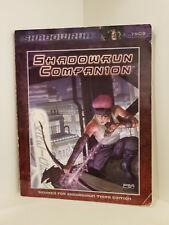 Shadowrun: Shadowrun Companion, RPG, Fasa, Softcover