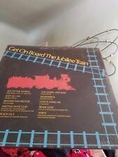 GET ON BOARD THE JUBILEE TRAIN SEALED GOSPEL LP RECORD JESSE MCDANIEL  60S LP