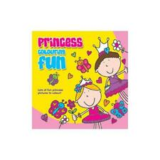 Holland Publishing 489H Princess Colouring Fun Childrens Colouring Book - New