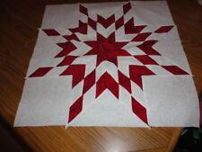 Plastic Templates -Diamond Star of Bethlehem quilt