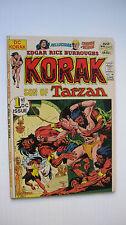 Korak #46 (DC 6/72) FN/VF  1st DC Issue! Kubert/Kaluta-a. Nice!!