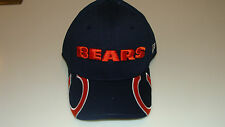 New Era Hat Cap NFL Football Chicago Bears Helmet 39THIRTY M/L Structured