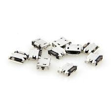 20 x Micro USB MK5P 5pin Female Connector Micro USB Charging Socket Straight