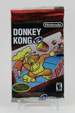 2002 Nintendo e-Reader Donkey Kong Pack 5 Card Set NES