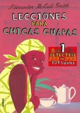 Lecciones Para Chicas Guapas / Morality for Beautiful Girls (No. 1-ExLibrary