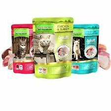 Natures Menu Adult Cat Multi Pack Pouches - 100g - 558322