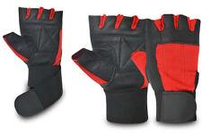 Guanti e fasce sollevamento per body building taglia XL