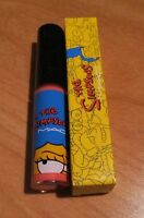 MAC Grand Pumpkin Lipglass The Simpsons Collection New in Box