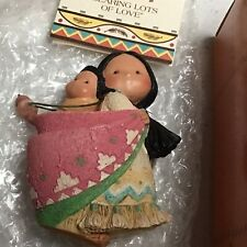Enesco 1994 Friends of the Feather Bearing Lots of Love 115592 New w/box