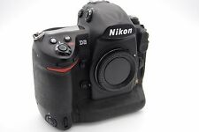 NIKON D3 FX 12.1MP 3''SCREEN DIGITAL SLR CAMERA BODY W/ ACCESSORIES