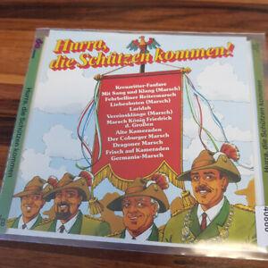 VARIOUS: Hurra Die Schützen Kommen    > EX (CD)