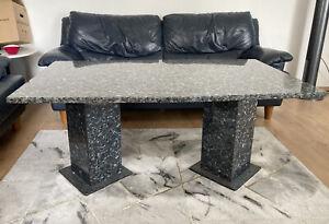 Tischplatte Naturstein Granitplatte Labrador Esstischplatte Küche,Garten,..