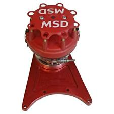 MSD Distributor 8520; Pro Billet Front Drive Mechanical Advance for 396-454 BBC