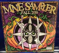 Majik Ninja Entertainment - Fall 2016 Sampler CD SEALED MNE twiztid the r.o.c